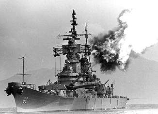 USS New Jersey (BB 62)