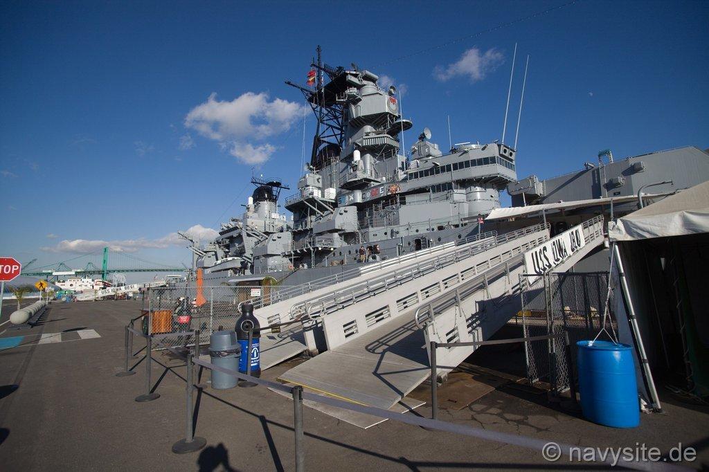 USS Iowa (BB 61) Photo Tour
