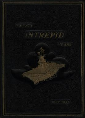USS Intrepid (CV 11) Cruise Book 1963 - Twenty INTREPID