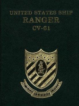 USS Ranger (CV 61) WestPac Cruise Book 1989 -