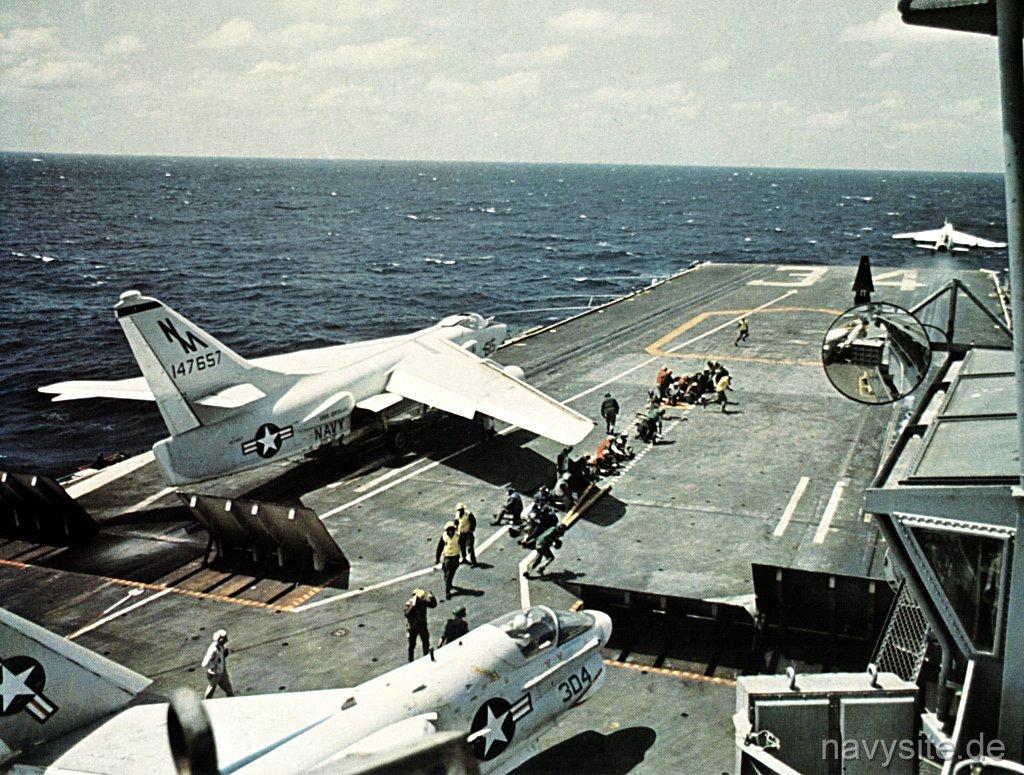 USS Oriskany (CV 34)