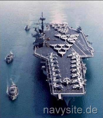 USS Ranger (CV 61)