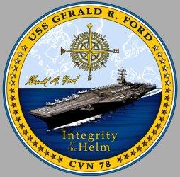 USS Gerald R  Ford (CVN 78)