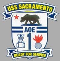 USS Sacramento (AOE 1)