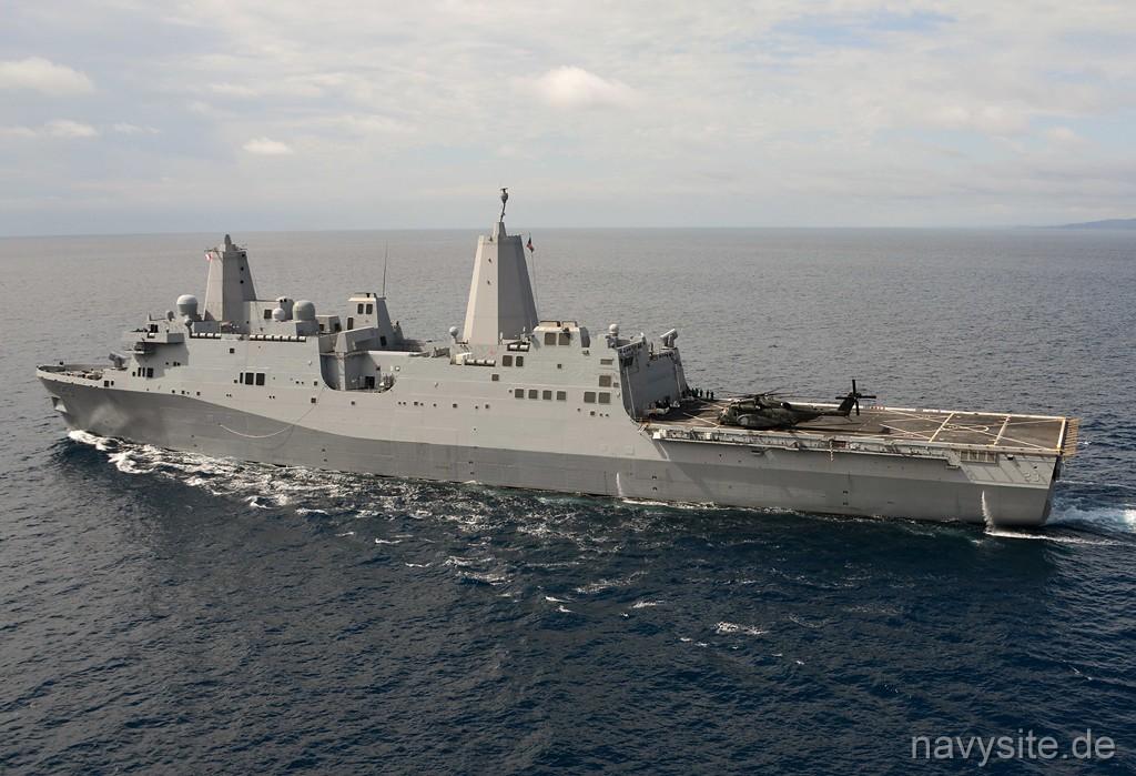 USS Anchorage (LPD 23)