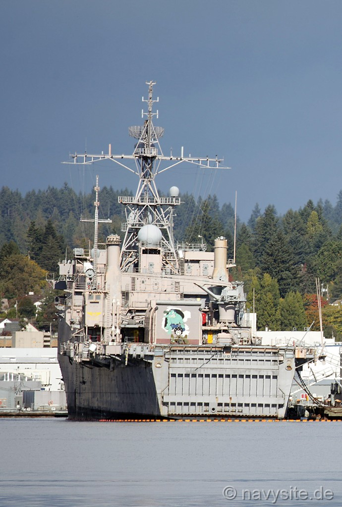 Lpd 17 Year Old Man Harbored His Runaway Juvenile: USS Dubuque (LPD 8