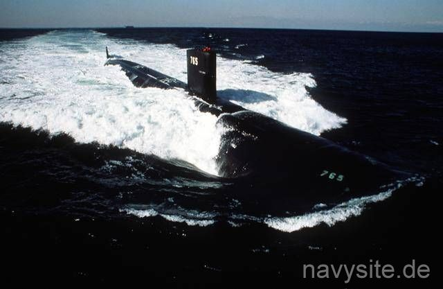 THE MIGHTY MONTY, U.S.S. Montpelier, SSN-765, a 688I class fast attack submarine... steely-eyed killers of the deep